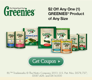 greenies coupon
