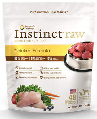 Instinct Raw Pet Food Coupon