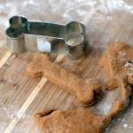 pumpkin peanut butter cinnamon dog treats