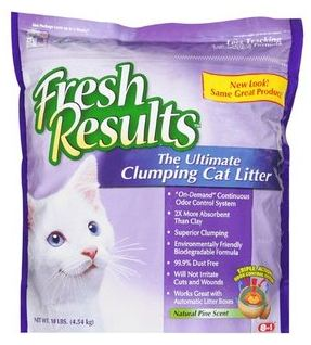 fresh results cat litter coupon