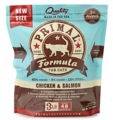 primal raw cat food coupon