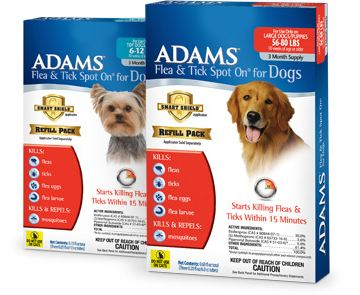 Adam's Flea Product Coupon