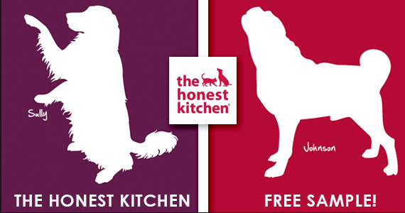 Free Sample The Honest Kitchen Pet Food