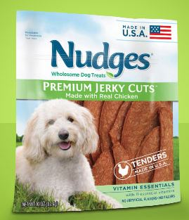 Nudges Dog Treats Coupon