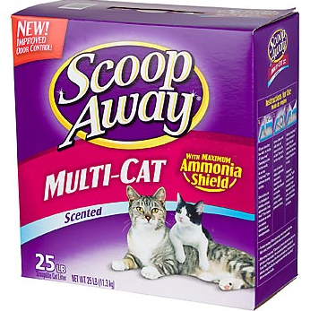 Scoop Away Cat Litter Coupon