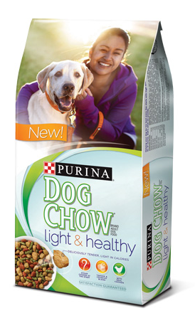 Purina Dog Chow Light & Healthy Coupon