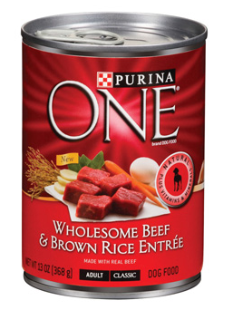 Purina ONE Canned Dog Food Coupon