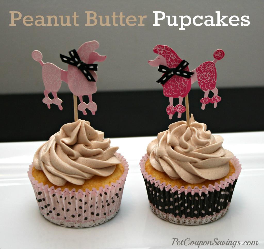 Homemade Peanut Butter Pupcakes Pet Coupon Savings
