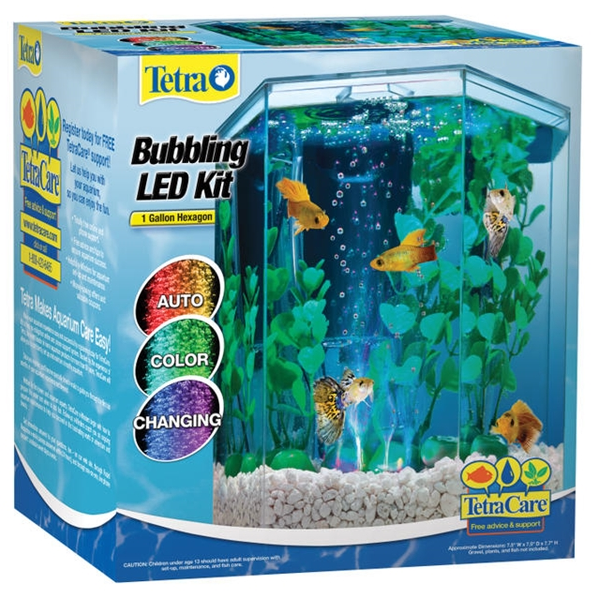 Tetra Bubbling LED Aquarium Kit Coupon