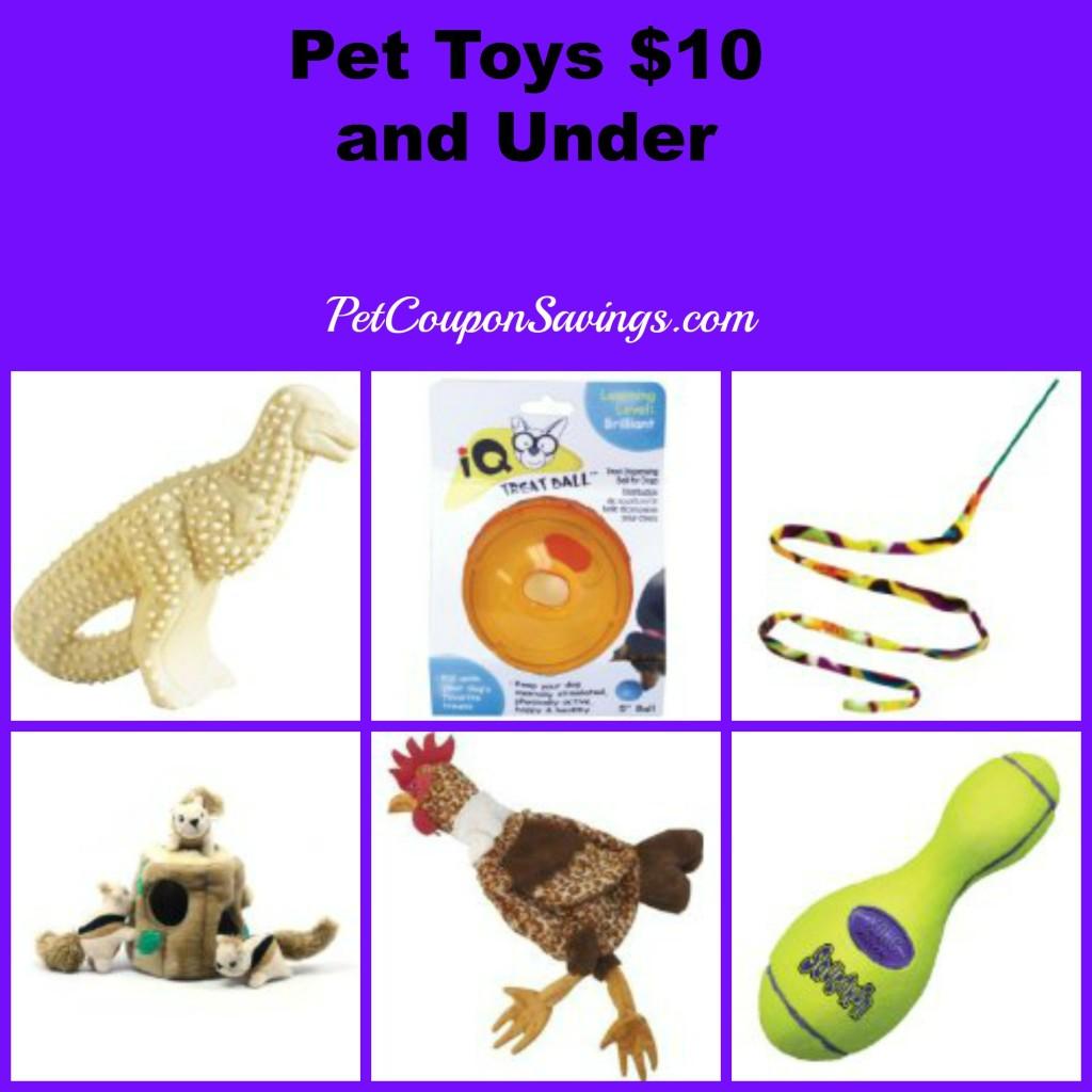 pet toy deals