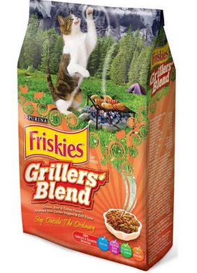 Friskies Grillers Cat Food Printable Coupon