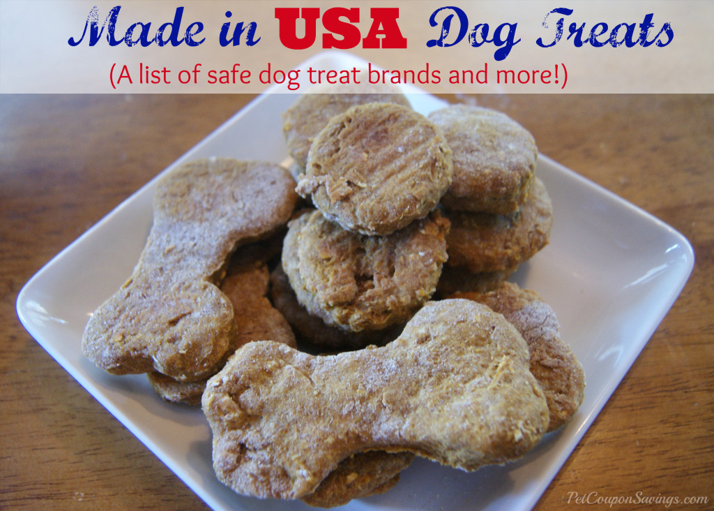 Dog Treats Not Made In China