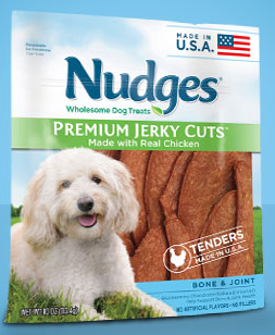 Nudges Dog Treats Printable Coupon