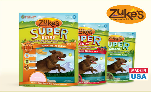 Zukes Super Treats