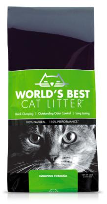 $5 World's Best Cat Litter Coupon