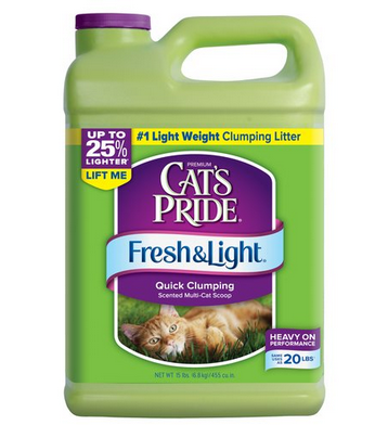 Cat's Pride Cat Litter Coupons