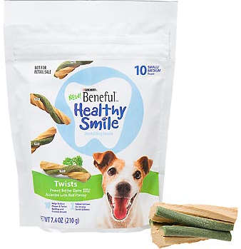 Free Beneful Healthy Smile Dog Treats