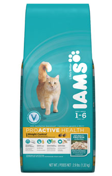 Iams Cat Food Coupon