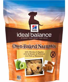Free Bag Hill's Ideal Balance Dog Treats