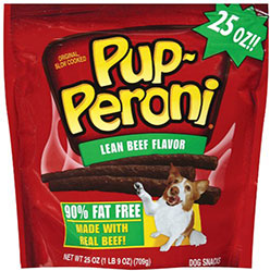 Pup-Peroni Dog Snacks Coupon