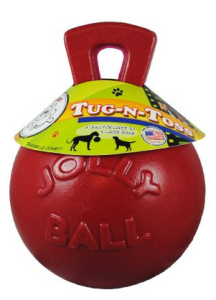 Tug-n-Toss Dog Toy