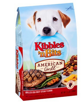 graphic relating to Kibbles and Bits Printable Coupons named Kibbles n Bits American Grill Canine Food stuff Coupon - Pet dog Coupon