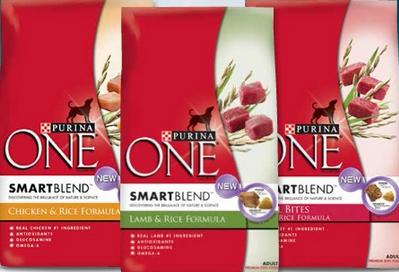 Purina ONE SmartBlend Dog Food Printable Coupon