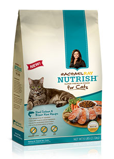 Rachel Ray Nutrish Cat Food Coupons
