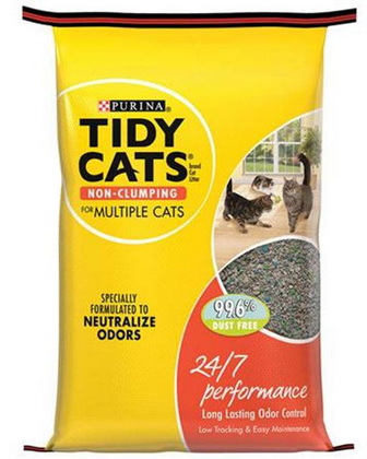 Tidy Cats Non-Clumping Litter Coupon