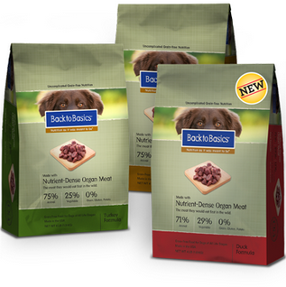 Back to Basics Dog Food Coupon