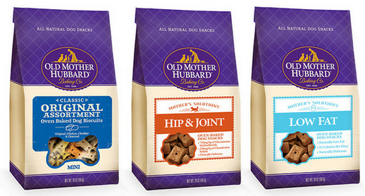 Old Mother Hubbard Dog Treats Coupons