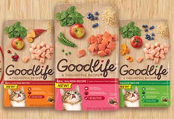 Goodlife Cat Food Coupon