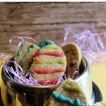Easter Egg Cookie Dog Treats