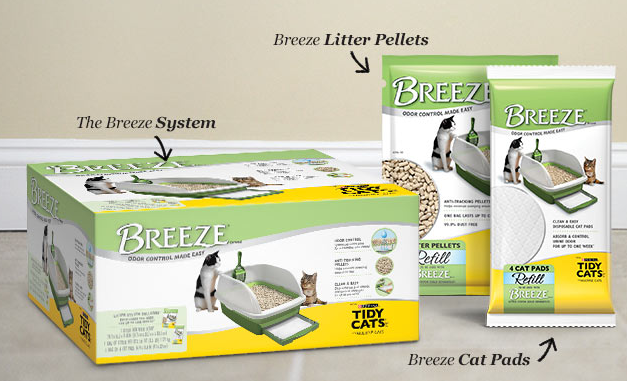 $10 Tidy Cats Breeze Coupon