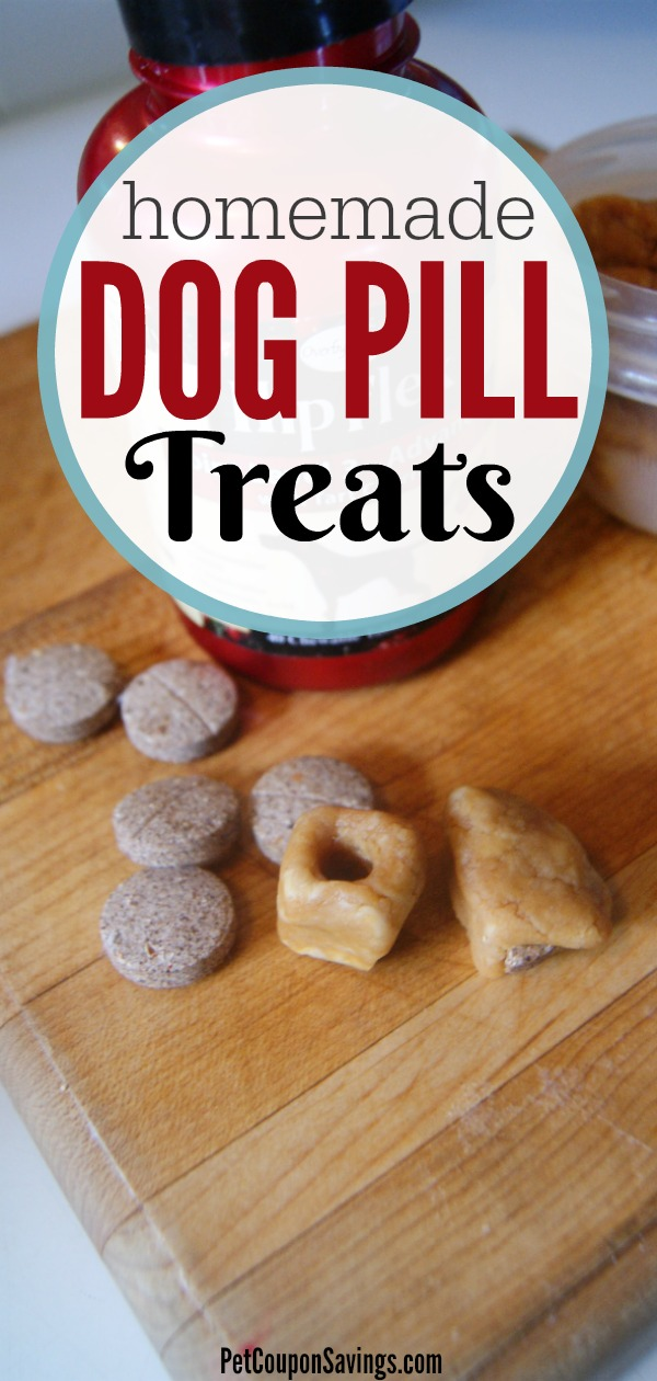 Homemade Dog Pill Treats: Easy Pill