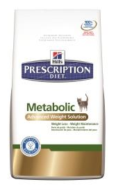 Hill's Metabolic Advanced Weight Solution Cat Food