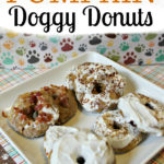 Pumpkin Doggy Donuts