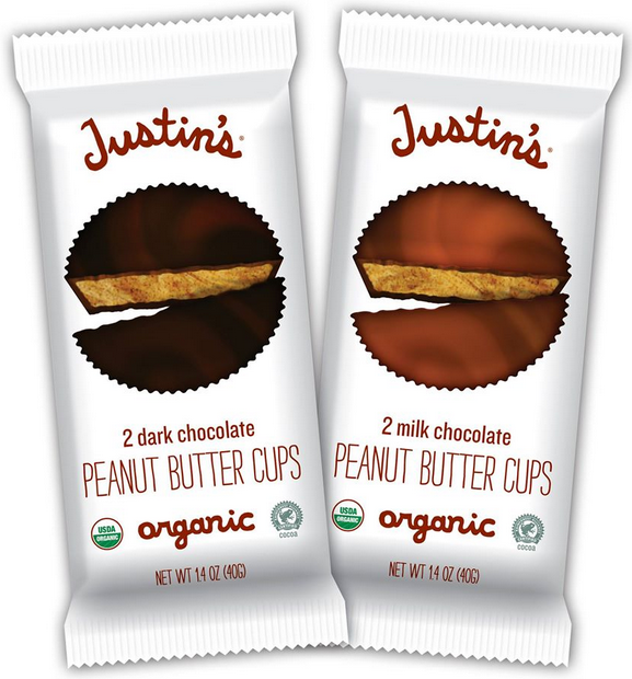 Free Sample Justin's Peanut Butter Cups