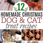Homemade Christmas Dog and Cat Treat Recipes