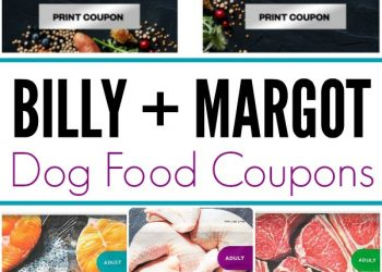 Billy and Margot Coupons