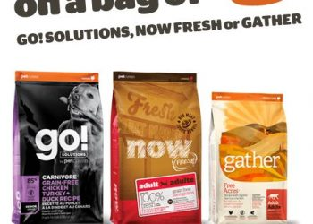 Petcurean Dog Food Coupon