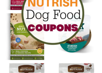 Nutrish Dog Food Coupons